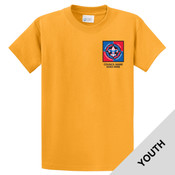 PC61Y - M129E004 - EMB - NYLT Youth T-Shirt